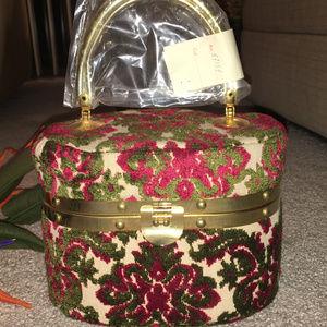 NEW~ Tapestry Handbag ~Made in Italy